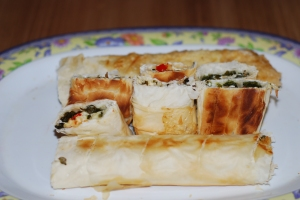 borek pastries